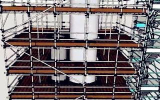 How Many Types of Scaffolding are Used in the Construction Project?