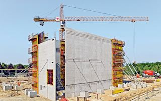 Things Need to be Considered when Designing Formwork System