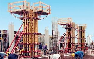 How to Erect and Disassemble Formwork System?