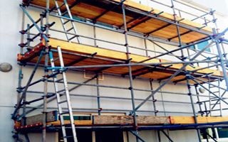 Things you should do for scaffolding safety construction