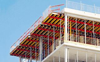 Core Advantages of Aluminum Formwork