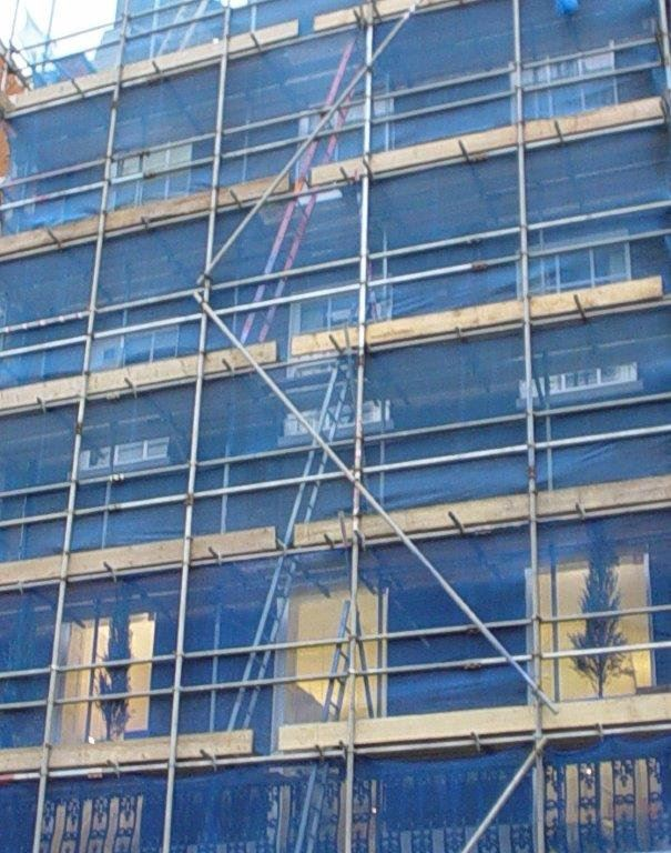 Do You Know What is Scaffold Netting?