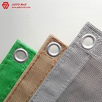 270g PVC Coated Mesh Fire Retardant