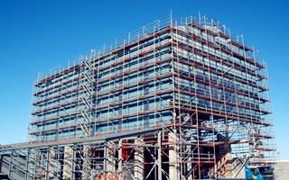 What is Scaffolding Done in Construction?