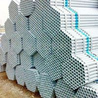 33.4mmx3.38mmx6m Hot Export Dipped Galvanized Tube