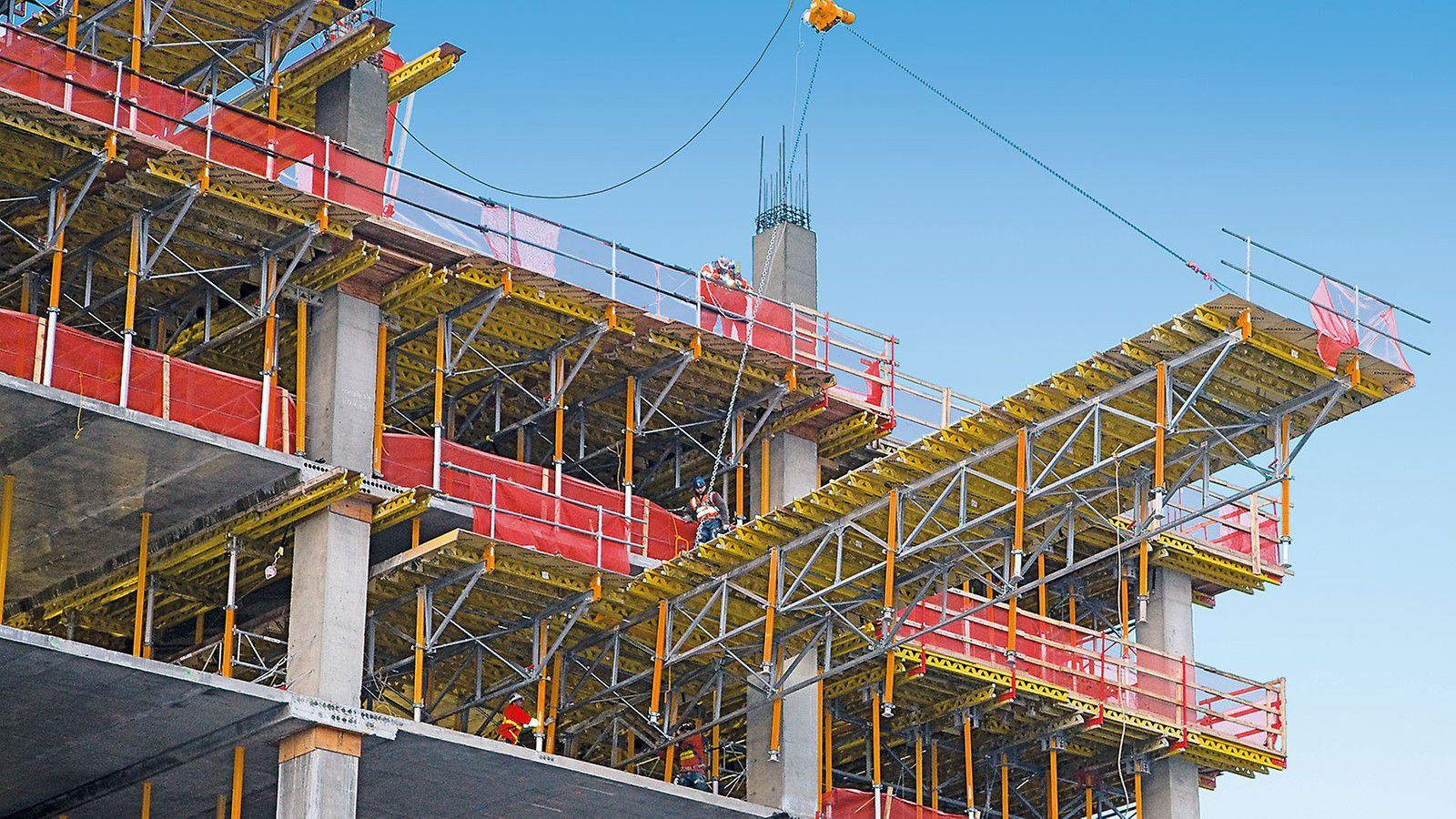 Main Countries & Regions Manufacturing Plastic Formwork