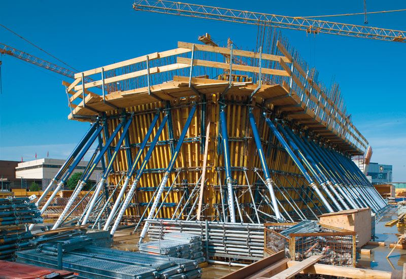 Durable Plastic Formwork: The Most Flexible Construction Material
