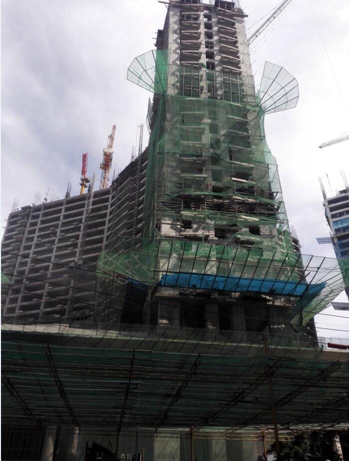 Aluminum Formwork System Project: Shangri la hotel - ADTO Group