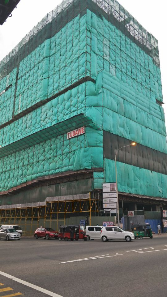 Aluminum Formwork System Project: CITH HOTEL for TUDAWE in Sri lanka - ADTO Group