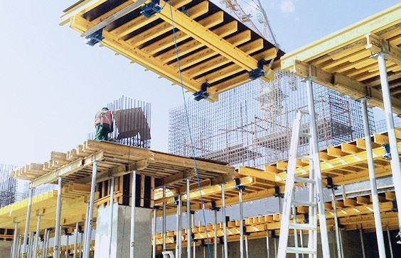 Application of Concrete Formwork Technology in Construction III