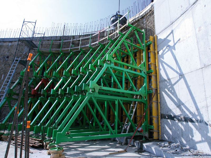 Application of Concrete Formwork Technology in Construction IV