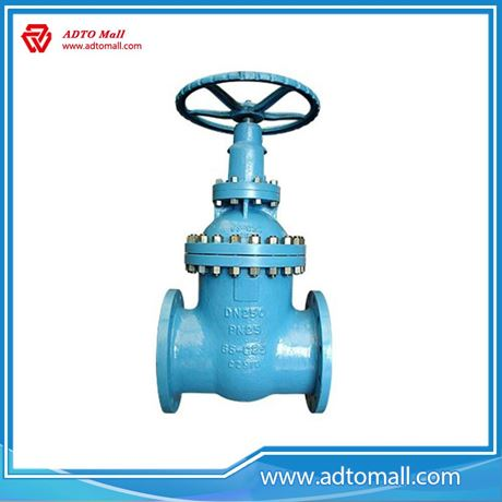 Picture of DIN Gate Valve