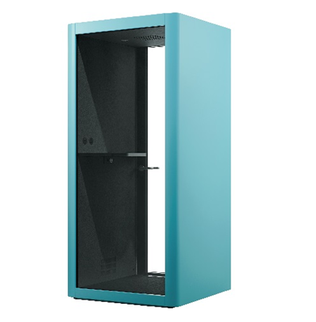 Picture of Customized Soundproof Office Phone Booth as Privacy Pods