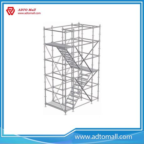 Picture of Ringlock Scaffolding Tower-Type Stair Access
