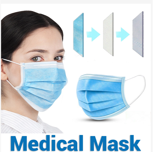 Stay Strong, World! ADTO Is Now Selling Medical Face Masks!