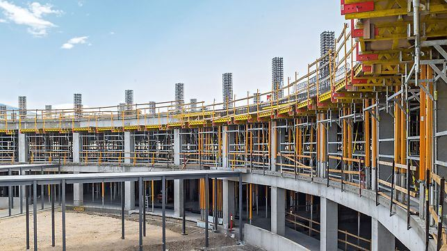 Formwork Types and Its Application In Construction