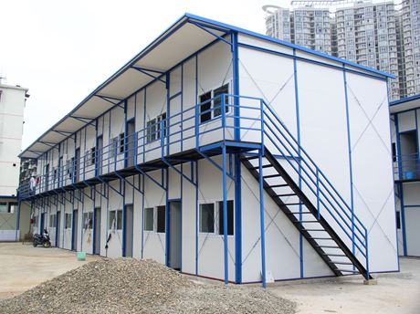 Picture of Flat Prefab House