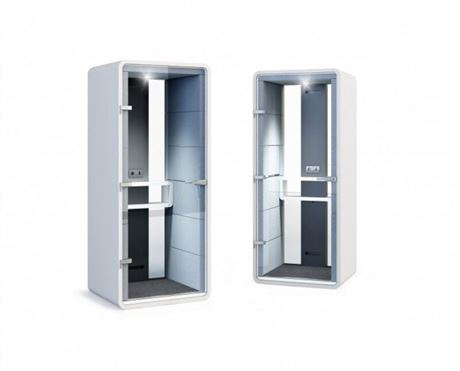 Picture of High quality of Soundproof Office Phone Booth