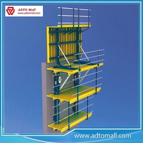 Picture of Self-climbing (Jump) Formwork