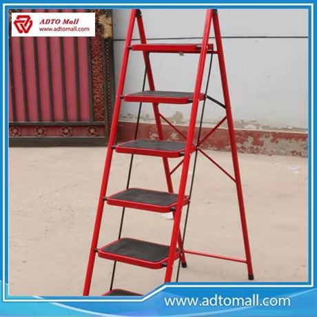 Picture of Aluminum household  ladder