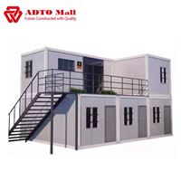 Picture of The best Fast assembly container house