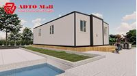 Picture of  Modular Expandable container house