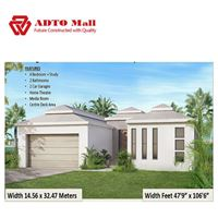 Picture of Australia Light Steel villa house