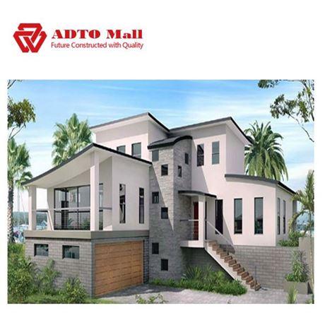 Picture of Beauty Australia Light Steel villa house