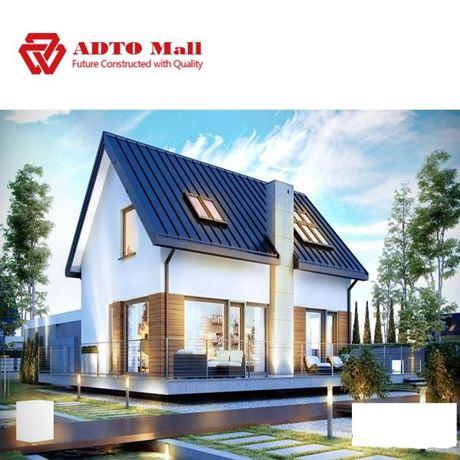 Picture of Nice Light Steel Ireland villa house
