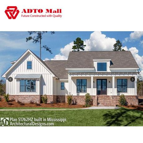 Picture of America prefab villa house for living