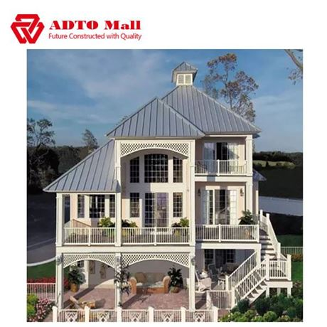 Picture of Beauty America prefab villa house for living