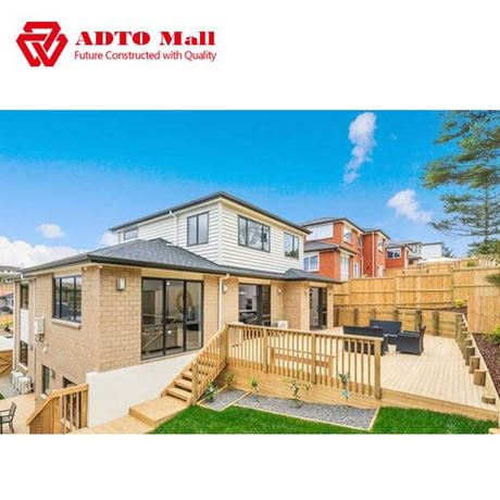 Picture of Steel light prefab villa-New Zealand prefab villa house for living