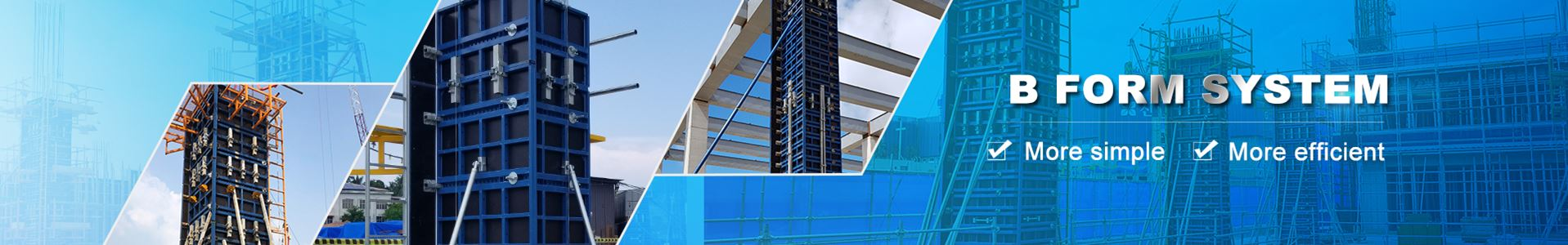 b-form-column-and-wall-formwork-system