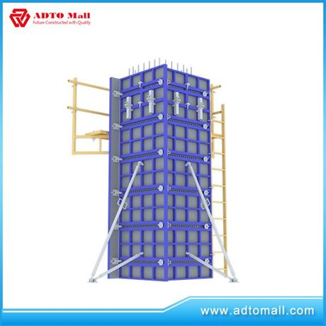 Picture of Steel Frame System Formwork