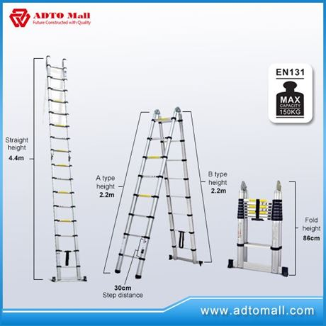 Picture of Telescopic Ladder with factory price